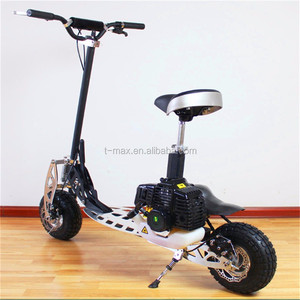 49CC Mini Gas Motor Scooter with Huasheng Engine