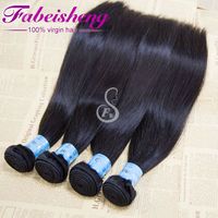 FBS hair cut brazilian virgin human hair afro kinky curly clip in hair extensions