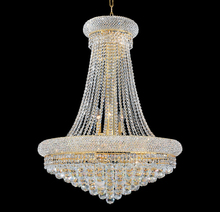 JANSOUL classial crystal pendant lamp empire chandelier light for hotel project