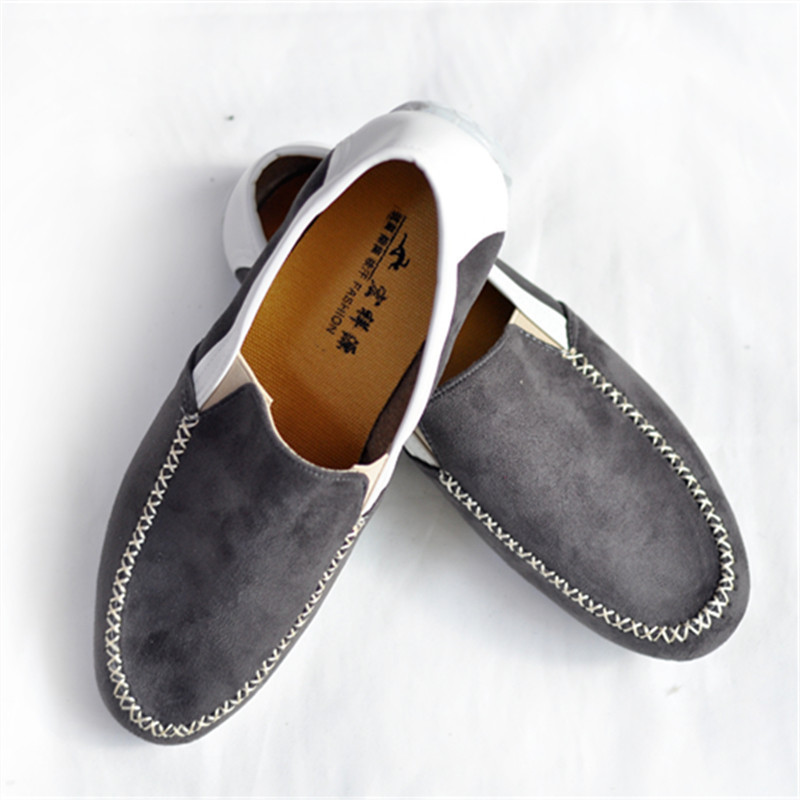 Autumn/Spring/Summer Footwear 2015 Mens Casual Driving Shoes British Style Loafers Mocassin Slip-on Flats Shoes Man Size 7-11.5