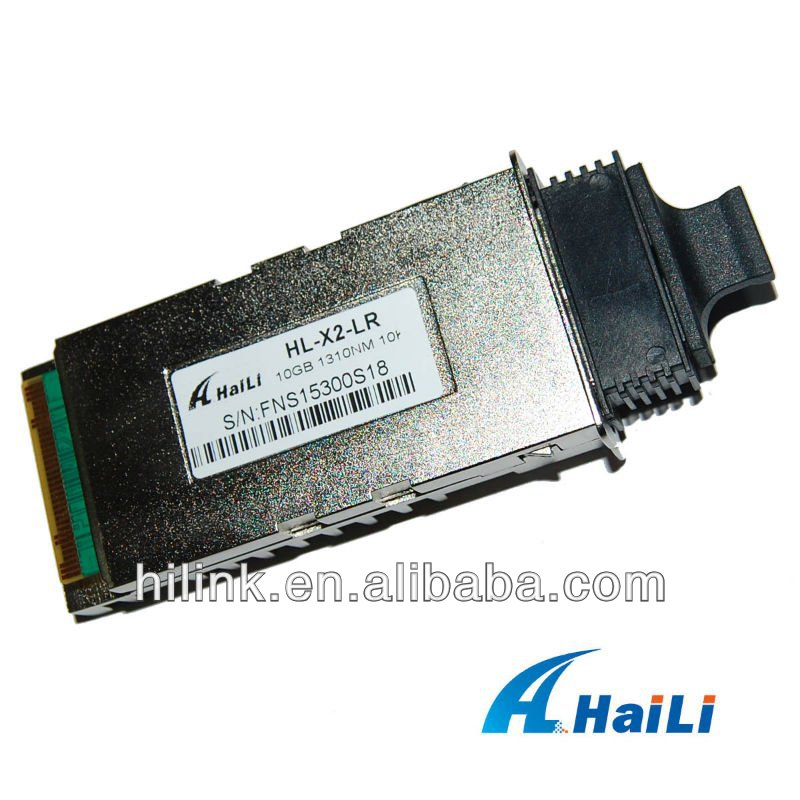 X2-10gb-LR DFB optical transceiver module 10KM 1310nm