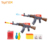 Top quality safe water and soft bullet plastic air gun military for shooting games