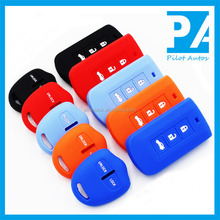 Facttory Wholesale Colorful Exclusive Silicone Car Key Cover For Mitsubishi