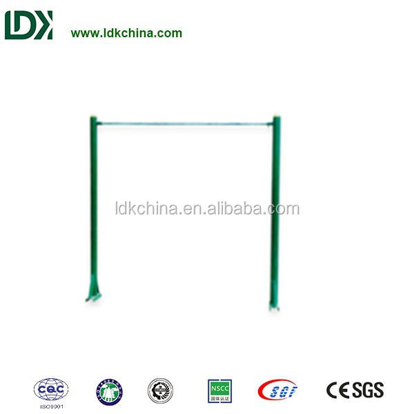 Best selling <strong>fitness</strong> and recreational facility outdoor gymnastics horizontal bars for sale