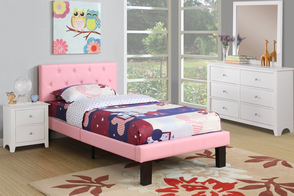 Cheap Pink Leather Headboard Bed Find Pink Leather Headboard Bed