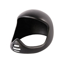 Demi <span class=keywords><strong>visage</strong></span> ouvert vintage casque <span class=keywords><strong>de</strong></span> <span class=keywords><strong>moto</strong></span> en fibre <span class=keywords><strong>de</strong></span> <span class=keywords><strong>carbone</strong></span> pièces