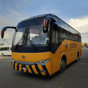 Brand New 60 Seater JAC Coach Bus Price