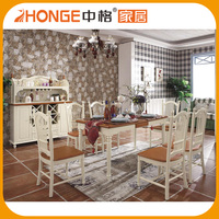 Accept custom solid wood and plate made dinning room set usa furniture