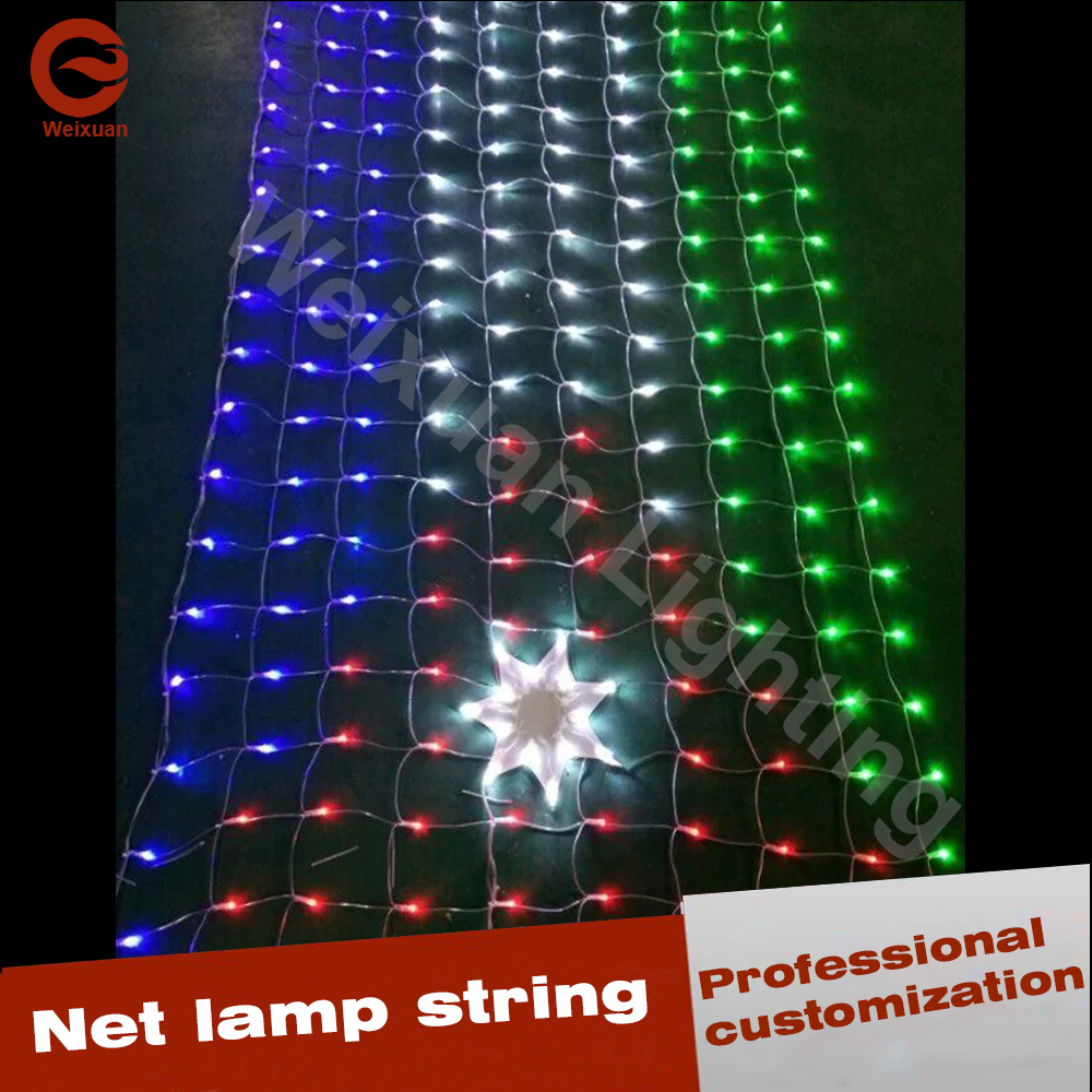 timeless design a11a0 62c23 Rgb Led Net Lighting Net Sting Lamp 220v Color Chasing Waterproof String  Lights - Buy Led Net Light,Net String Light,Waterproof String Light Product  ...