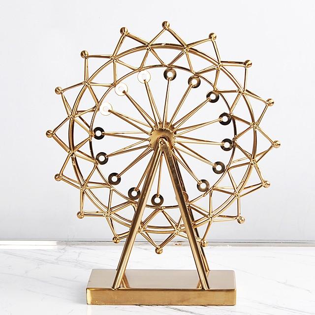 Custom Wholesale Gold Metal Ferris Wheel Home Decor For Gifts Buy Wholesale Custom Gold Metal Ferris Wheel Home Decor Metal Home Decor For
