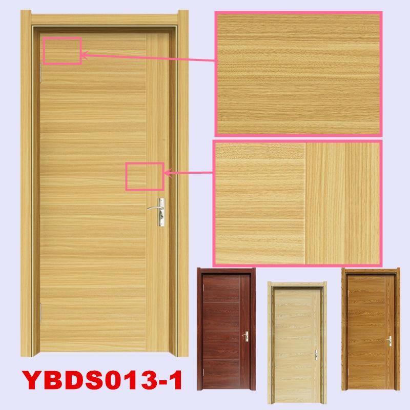 portes en bois la peau placage porte int rieure derni re conception en bois porte int rieure. Black Bedroom Furniture Sets. Home Design Ideas