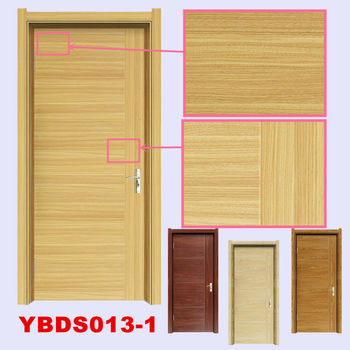 Wooden Skin Doors Veneer Interior Door Latest Design Wooden Door