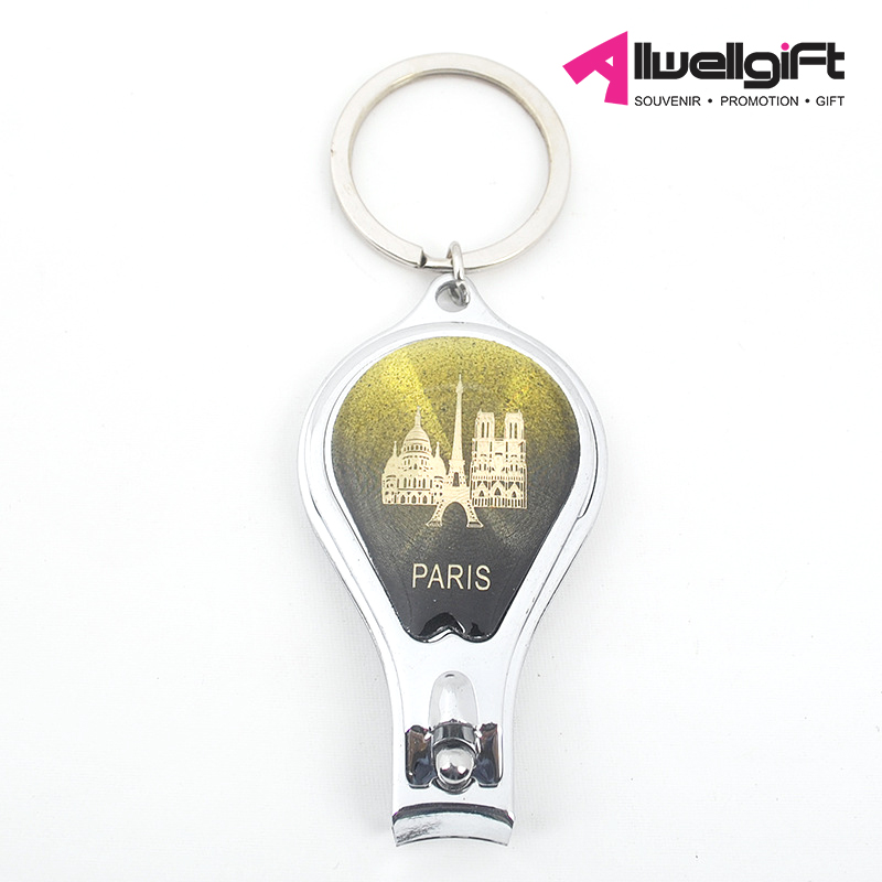 Pairs Logo Nail Clipper Keychain Use For Trimx