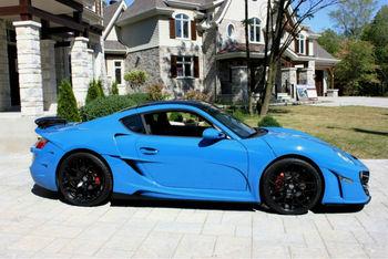 Porsche Cayman Rush Buy Body Kit Product On Alibabacom