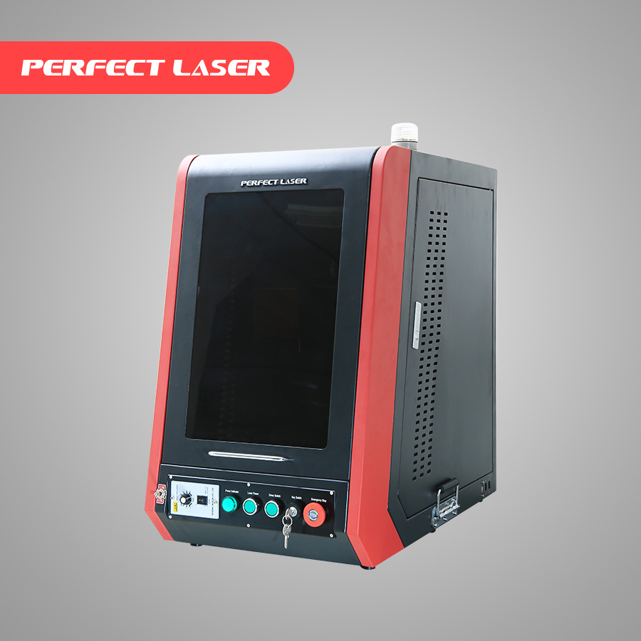 Agent wanted enclosed optical fiber laser marking machine