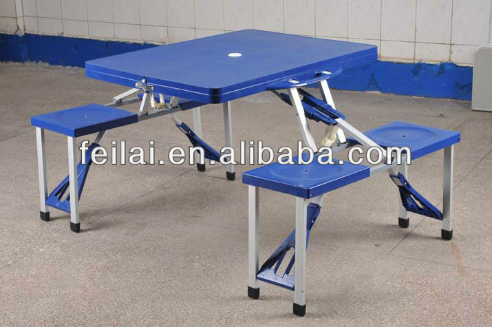 Plastic Outdoor Folding Table And Chairs Plastic Folding Table