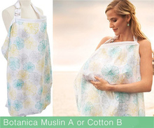 Udder Covers Breast Feeding Nursing Cover Privacy Baby Feeding Apron Cotton Infant Breathable Cloth Baby Monitor