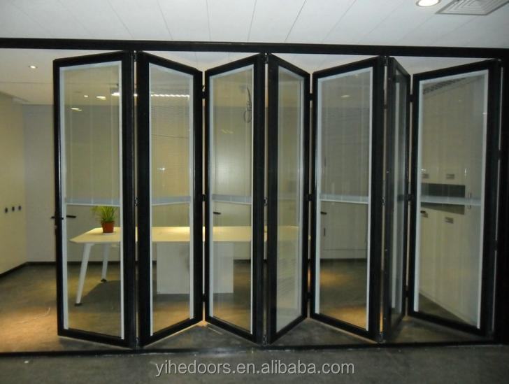 aluminium glas faltt r f r terrasse t r produkt id. Black Bedroom Furniture Sets. Home Design Ideas