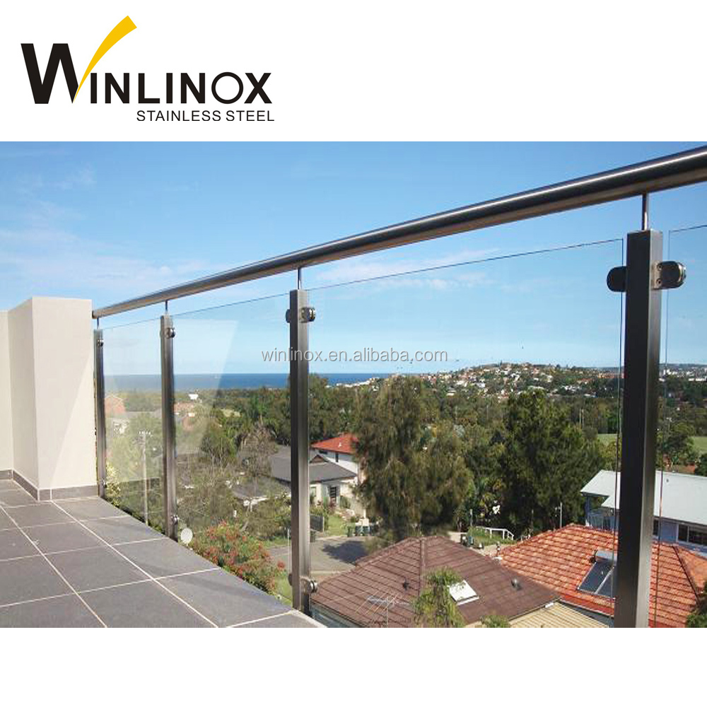 Exterior Glass Terrace Stainless Steel Railing Designs For Front Porch Buy Steel Railing Designs For Front Porchfront Porch Railingporch Railing