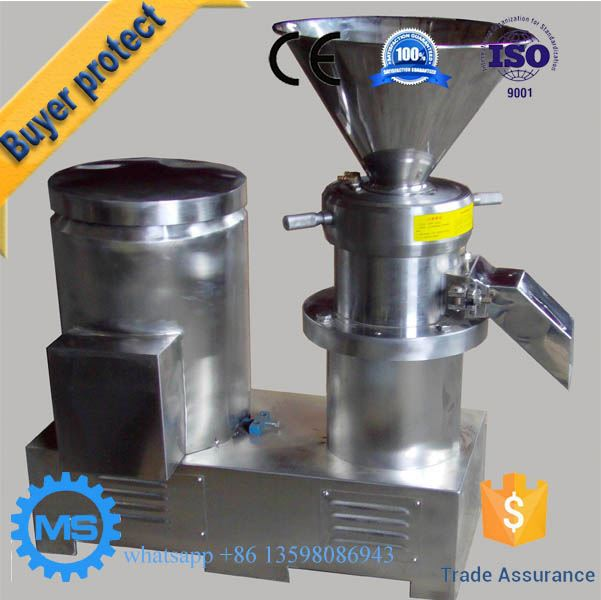 Hot sale red bean paste making machine