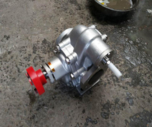 KCB stainless steel 304 corrosion resistant chemical gear pump