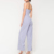 Latest jumpsuits for women strapless waist cut out wide leg rompers