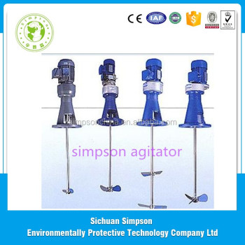 High Quality Industrial Chemical Paint Agitator Mixer