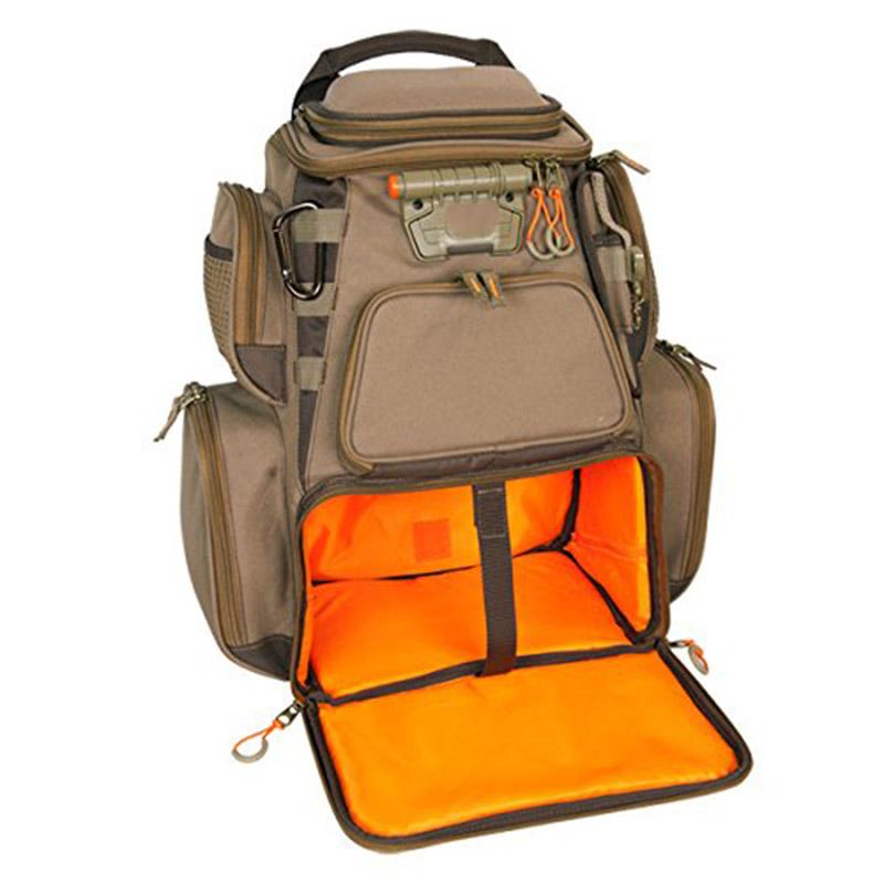 Wild River Fishing Backpack Tackle Tek Nomad Lighted