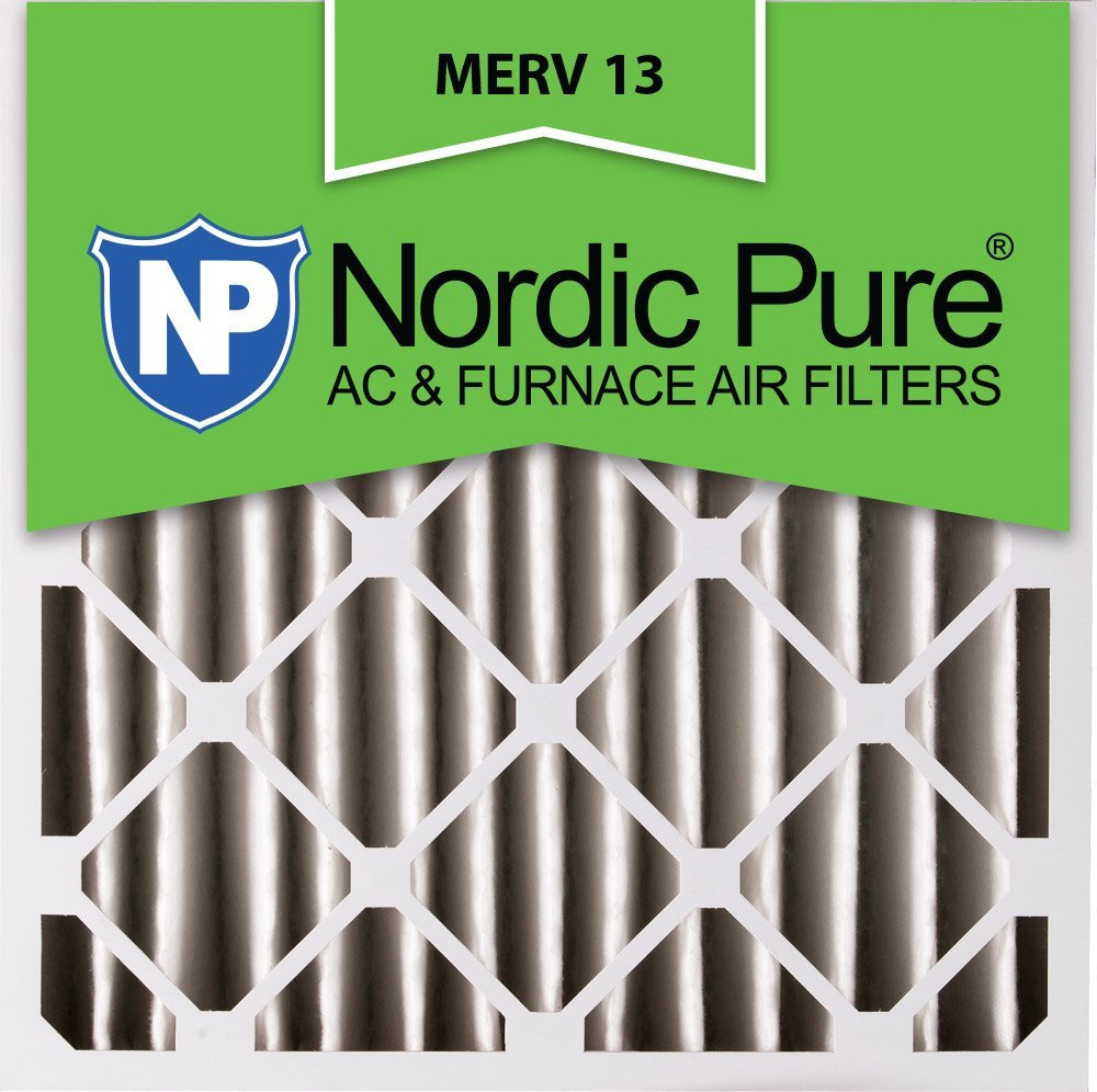 12 x 24 x 4 US Home Filter SC80-12X24X4 MERV 13 Pleated Air Filter Pack of 3