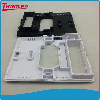White/black ABS Plastic plates Cheap Reusable Hard Plastic Plates & White/black Abs Plastic Plates Cheap Reusable Hard Plastic Plates ...