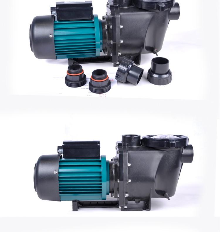 Differential Waterproof Electric Motor Water Well Pump