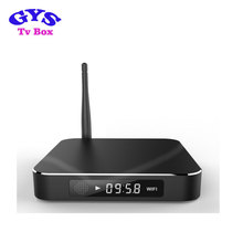 Amlogic S905X tv box jadoo tv iptv box indian channels Metal Case high quality T95 android tv box