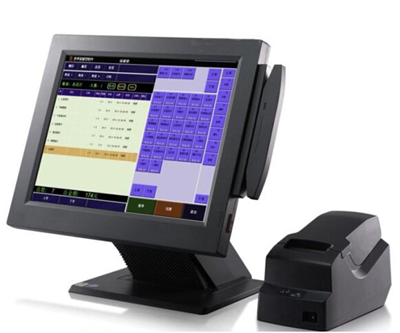 Hot Selling to Korea Resistive Touch Panel for POS machine