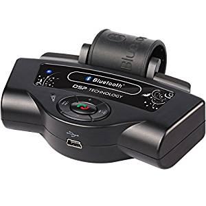 Steering Wheel Bluetooth Handsfree Car Kit A2DP Wireless In-car Handsfree Speakerphone Speakerphone for Phone