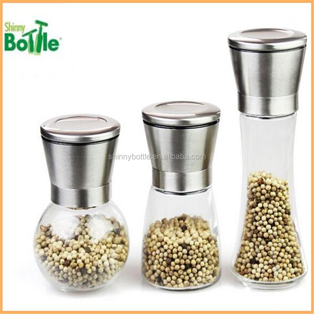 Wholesale Colorful High Quality Manual Salt Pepper Mill