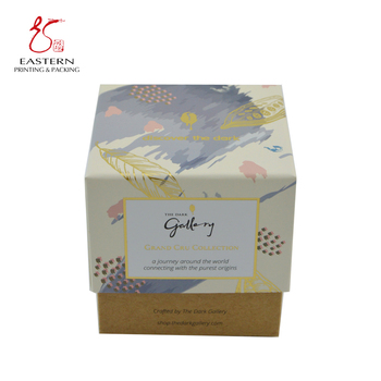 Custom High Quality Chocolate Packaging Box Paper