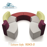 New Design Modular Office Furniture Office Sofa