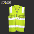 100%Polyester Customize Sevrice Road Safety Equipment Uniforms Workwear Vest Hi Vis Reflecting Vest