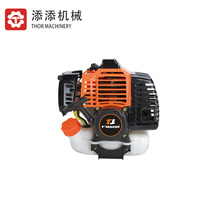 42.7cc newest hand push brush cutter different types