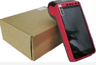 Android Mini pos datos de hardware para la hospitalidad de venta electrónica (EPOS) Sistema con wifi escáner de código de barras