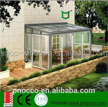 The Quality of the Brady-Built Sunroom Product Is Clear As Glass