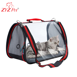 Small Animal Fashion Portable Foldable Pet Cat Sling Tote Carrier Hand Bag , Cat Shoulder Bag