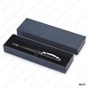 Top quality customized gift paper pen box for single pen package velvet decoration