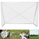 3*2m Inflatable football goal soccer goal handball Goal wall
