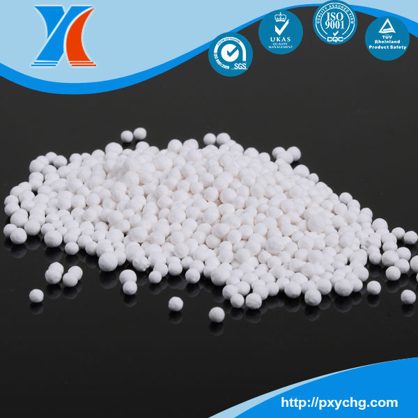 Activated Alumina chemical absorbent and desiccant