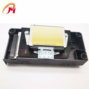 Original ep son waterbased dx5 f160010 printhead in stock suit for Mimaki JV33 Mutoh Ep son water based Plotter