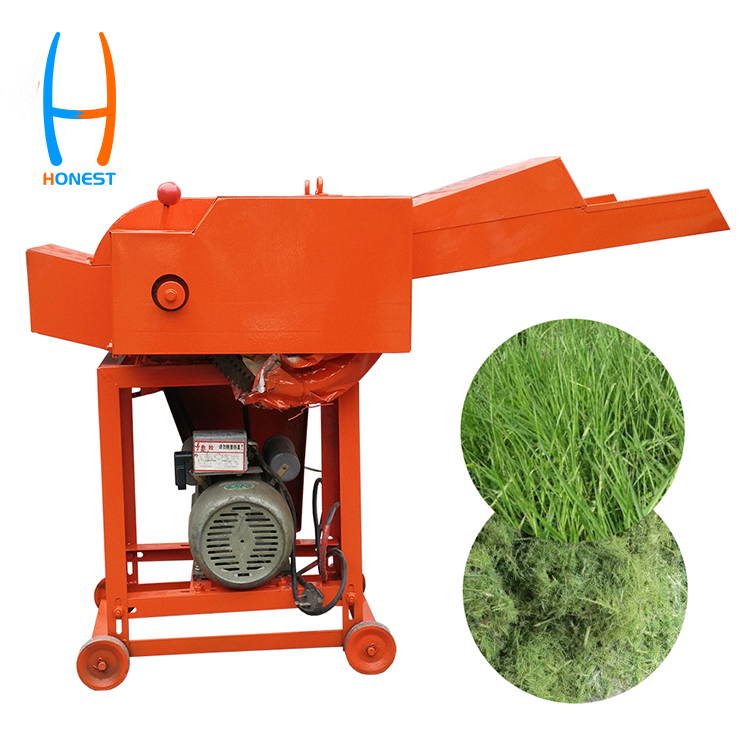 HONEST2507 Factory Hot Sale Small Hay Chopper
