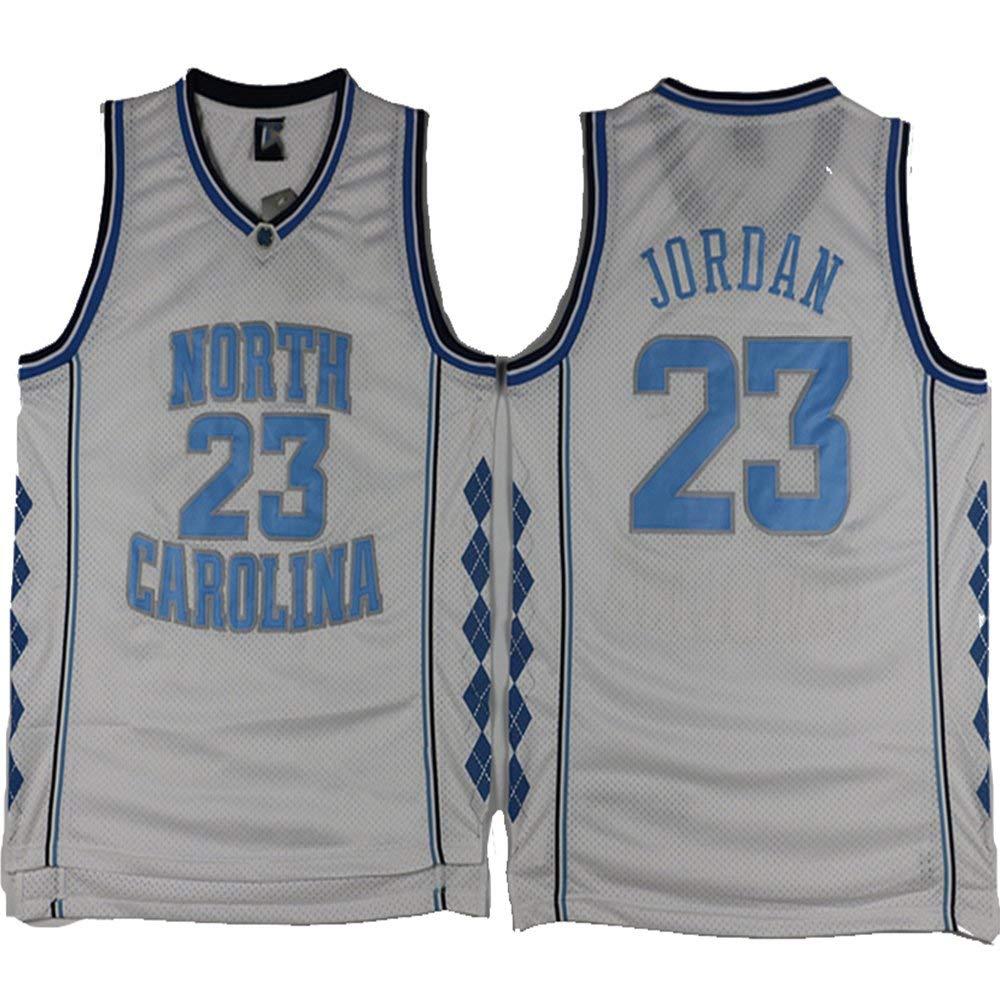 8715240311f5 Moz Fanatics Fan s Retro North Carolina Team 23 Basketball Jersey - College  Edition