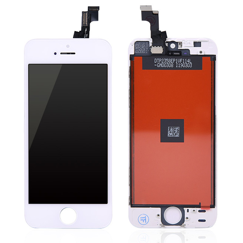 SAEF LCD Tela para iPhone 5g 5S 5S Remodelado Display lCD para o iphone 5c, OEM da Tela de Toque LCD para iPhone5g