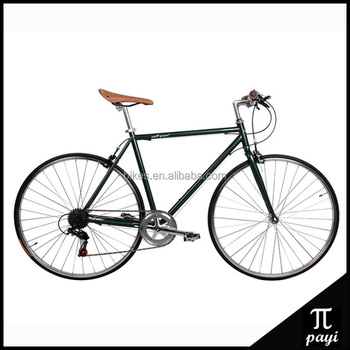 Hot New Products 7 Speed Oem 700c Cycle Track Bicycle Steel Frame ...